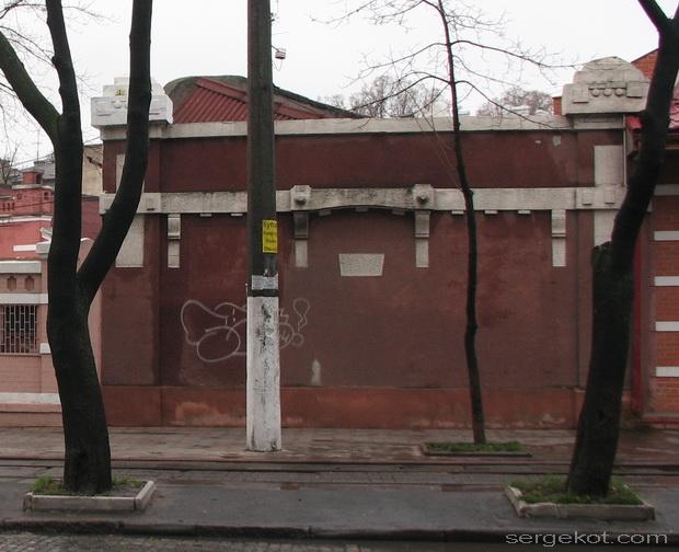 Французский бульвар дом 8.