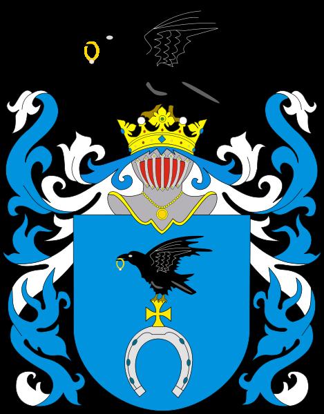 герб слеповрон