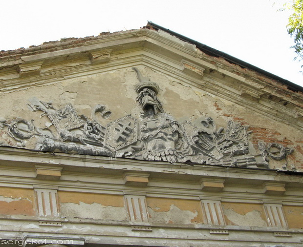 Тульчин. ДворецПутешествуя Историей | Путешествия Историей ...: http://sergekot.com/tul-chin-dvorets/