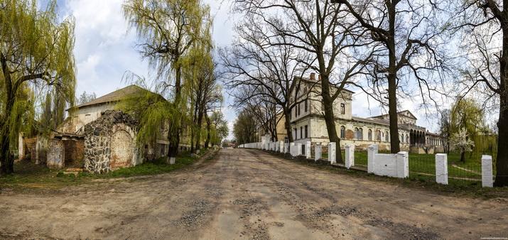Дашев панорама улицы. MadMax