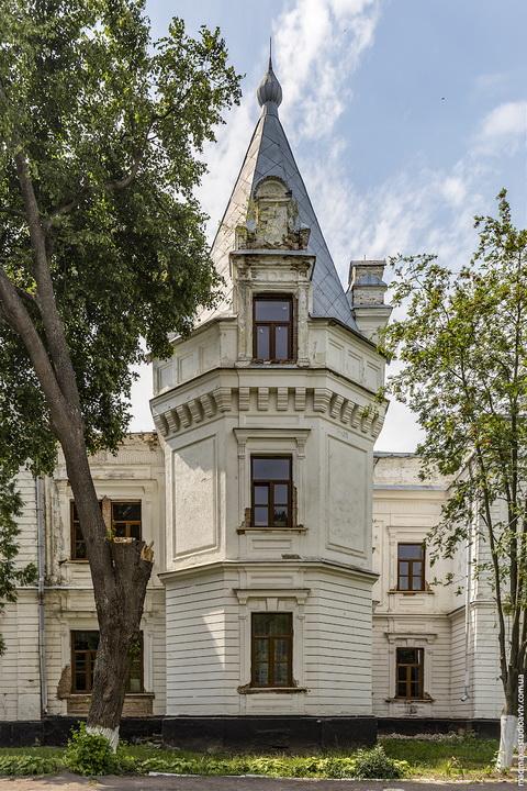 Андрушевка, башня.