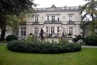 Варшаваю дворец Собанских
