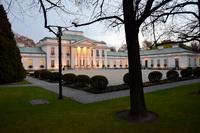Варшава, дворец Бельведер