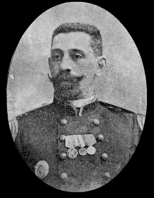 Георгий Федорович Рафалович 1898
