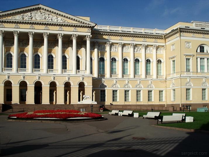 Михайловский дворец.