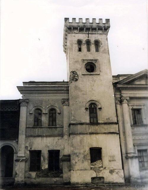 Ободовка. Башня. 1992