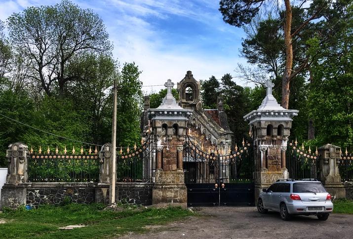 Печора. Ворота, 2016
