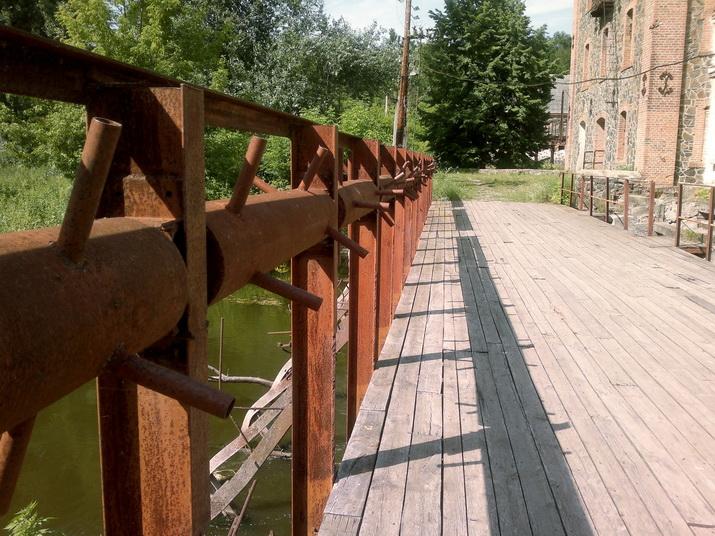 Соколец, мост, мельница, млин