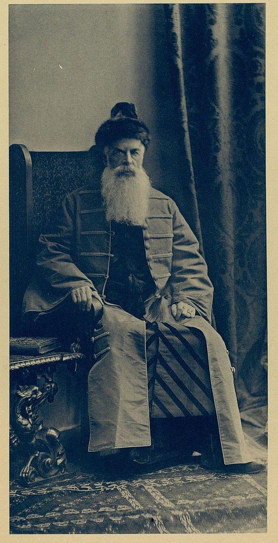 князь-Александр-Сергеевич-Долгоруков.Костюмированный-бал-1903-года