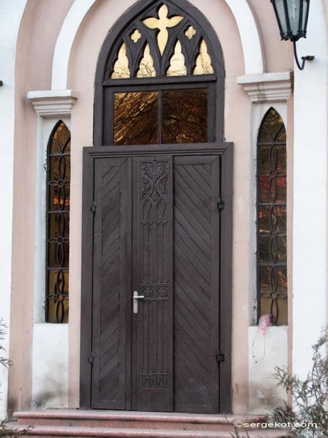 Одесса, Дом Лехнера. Двери.