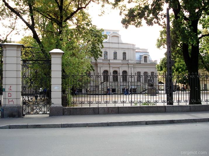 Санкт-Петербург. Дворец Ксении и Александра.