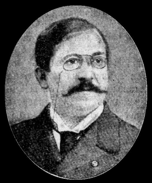 Александр Федорович Рафалович 1899