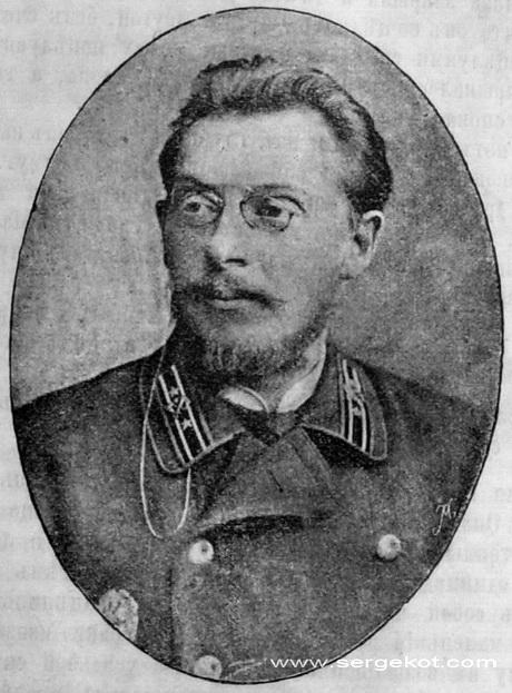 Инженер Павел Семенович Чехович