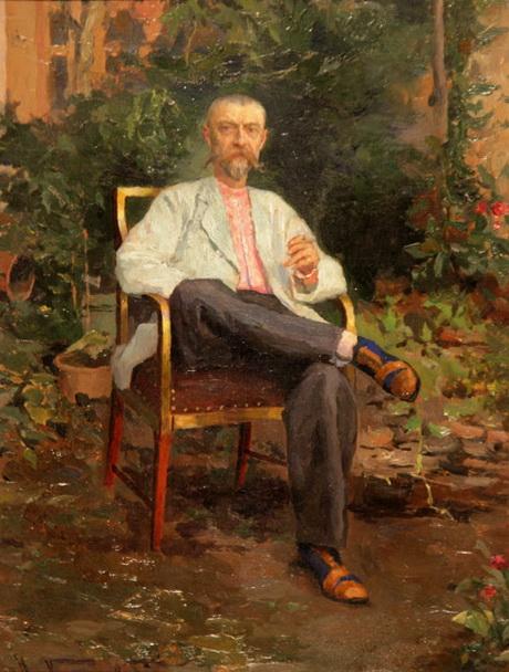 Граф Михаил Михайлович Толстой