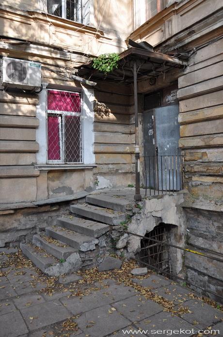 Канатная. Дом Ямчитского.