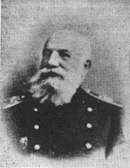 Генерал-Лейтенант Максим Евсеевич Дерюгин