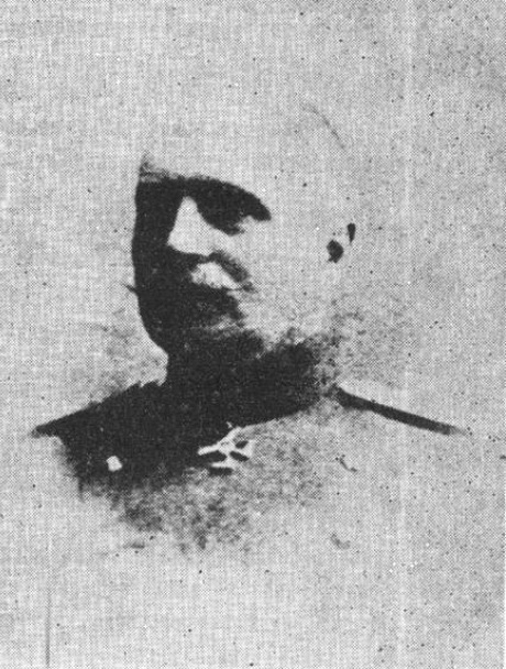 Генерал-Лейтенант Николай Александрович Родкевич.