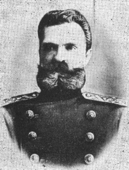 Генерал-Лейтенант Павел Ефимович Кошлич.