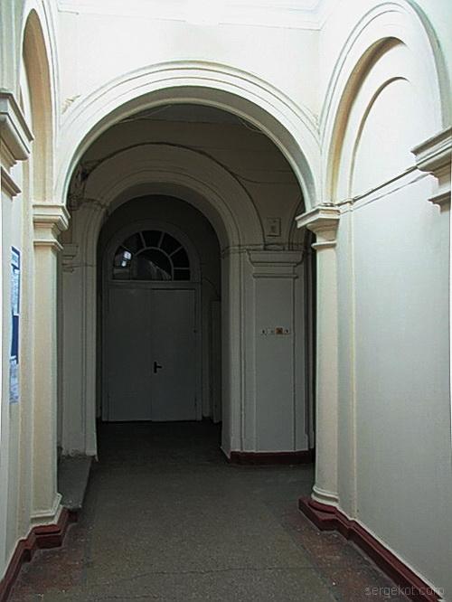 Бессарабско-Таврический банк. Интерьер.