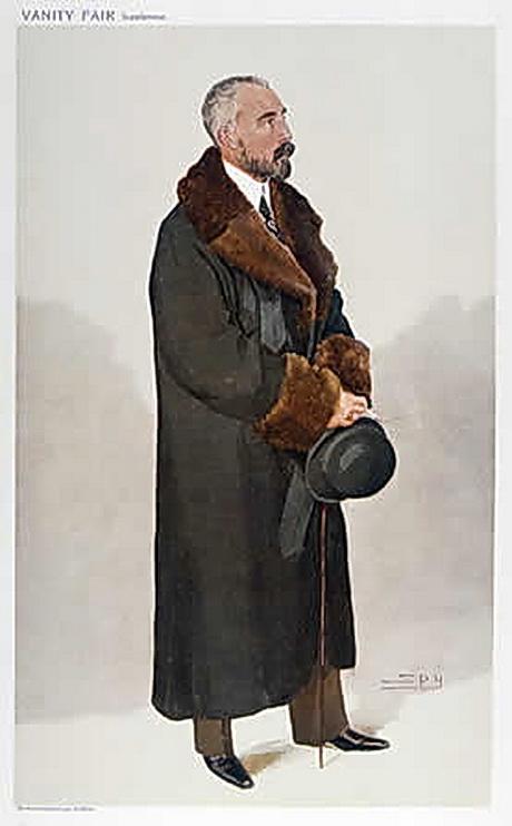 Великий Князь Михаил Михайлович в Англии