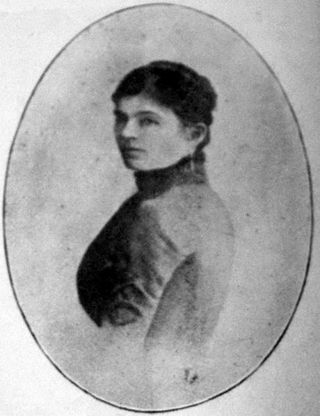 Графиня Елена Григорьевна Толстая, мать Михаила Михайловича.