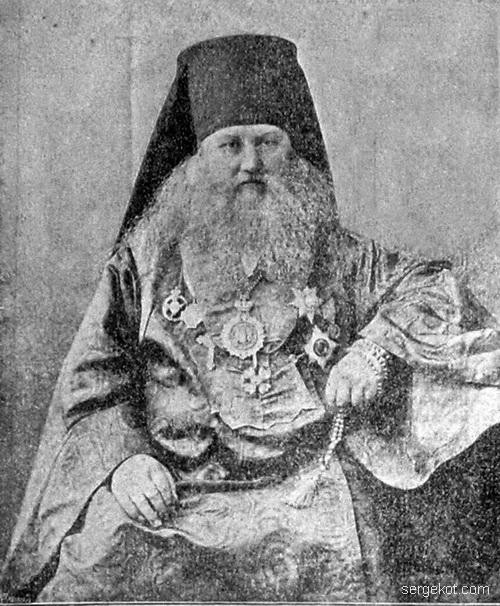 Иустин, Архиепископ Херсонский и Одесский