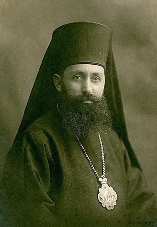 Митрополит Виссарион Пиу