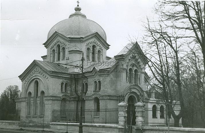 Церковь во время оккупации