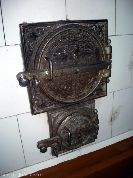 Одесса, Пушкинская 4, печь.