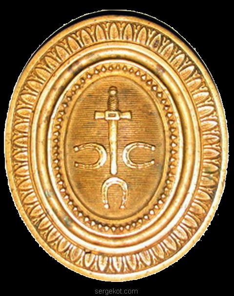 герб Бжозовских из музея Соколовки