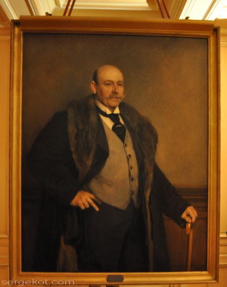 Le comte Nicolas Potocki.