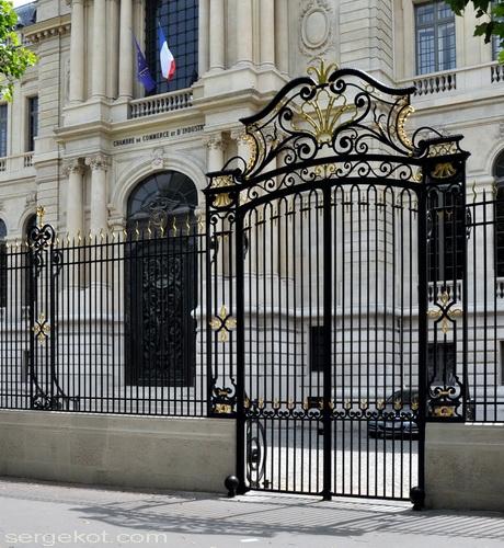 Париж, Авеню Фридлянд 27, дворец графа Потоцкого.
