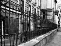 Валиховский переулок  3. Решетка. preview 3