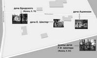 Переулок Верещагина, схема. preview