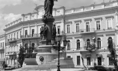 Екатерининская площадь, дом 6.