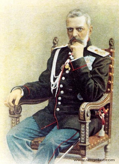 Великий Князь Владимир Александрович