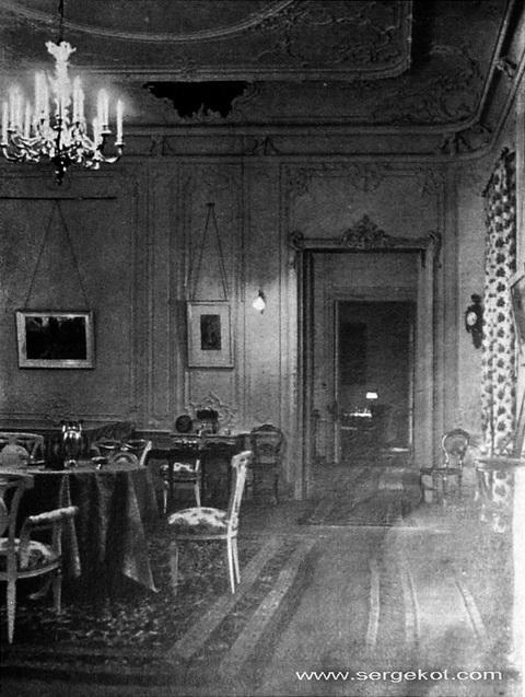Итальянское посольство. Салон Людовика XV