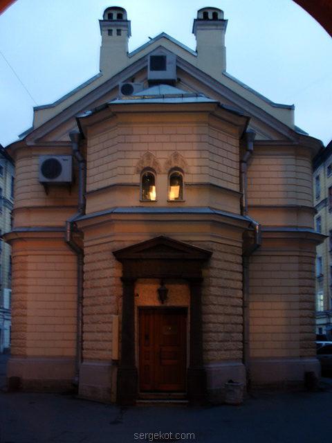Владимирский дворец внутренний двор