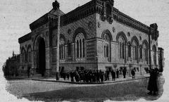 Здание Филармонии, бывшая Биржа.
