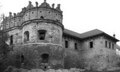 Староконстантинов.,Замок.