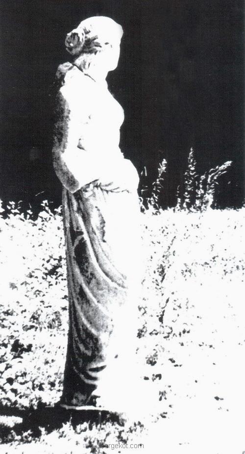 Немиров. Скульптура Весна в парке. 1947.