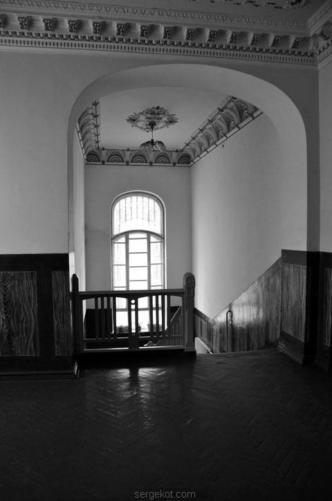 Лестница, Парадная, дворец, Исаево