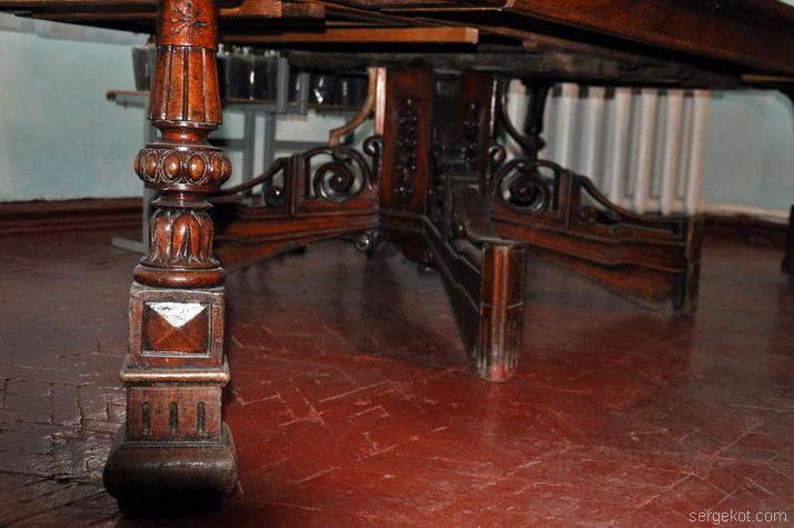 Детали стола
