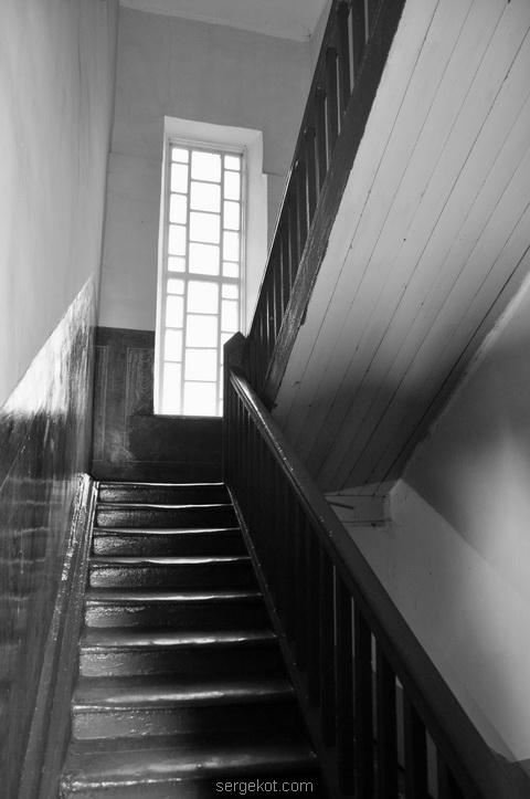 лестница, башня, Исаево