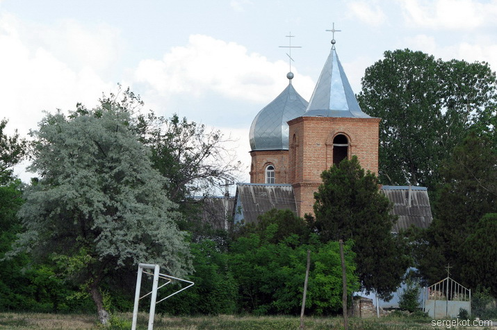 Исаево, церковь,