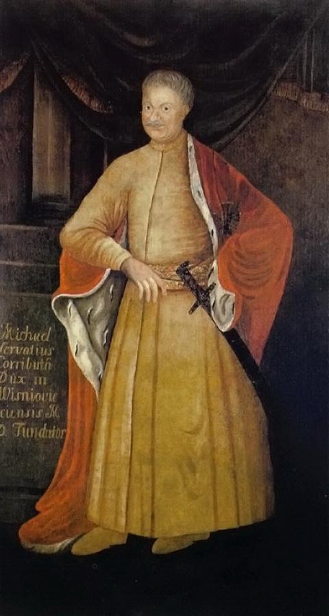 Michal-Serwacy-Wisniowiecki