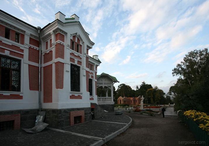 Томашовка, имение Хоецких_14
