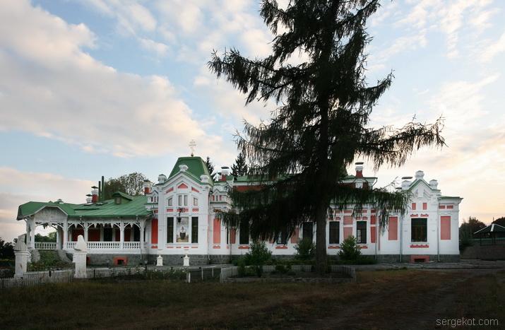 Томашовка, имение Хоецких_18