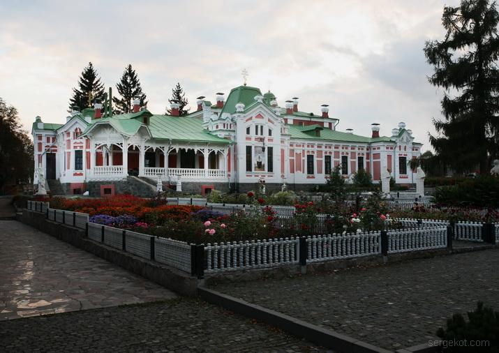 Томашовка, имение Хоецких_25