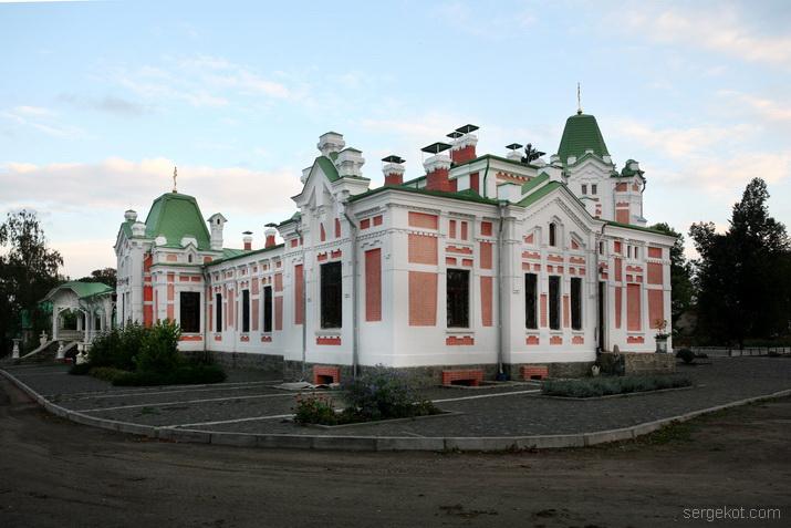 Томашовка, имение Хоецких_28